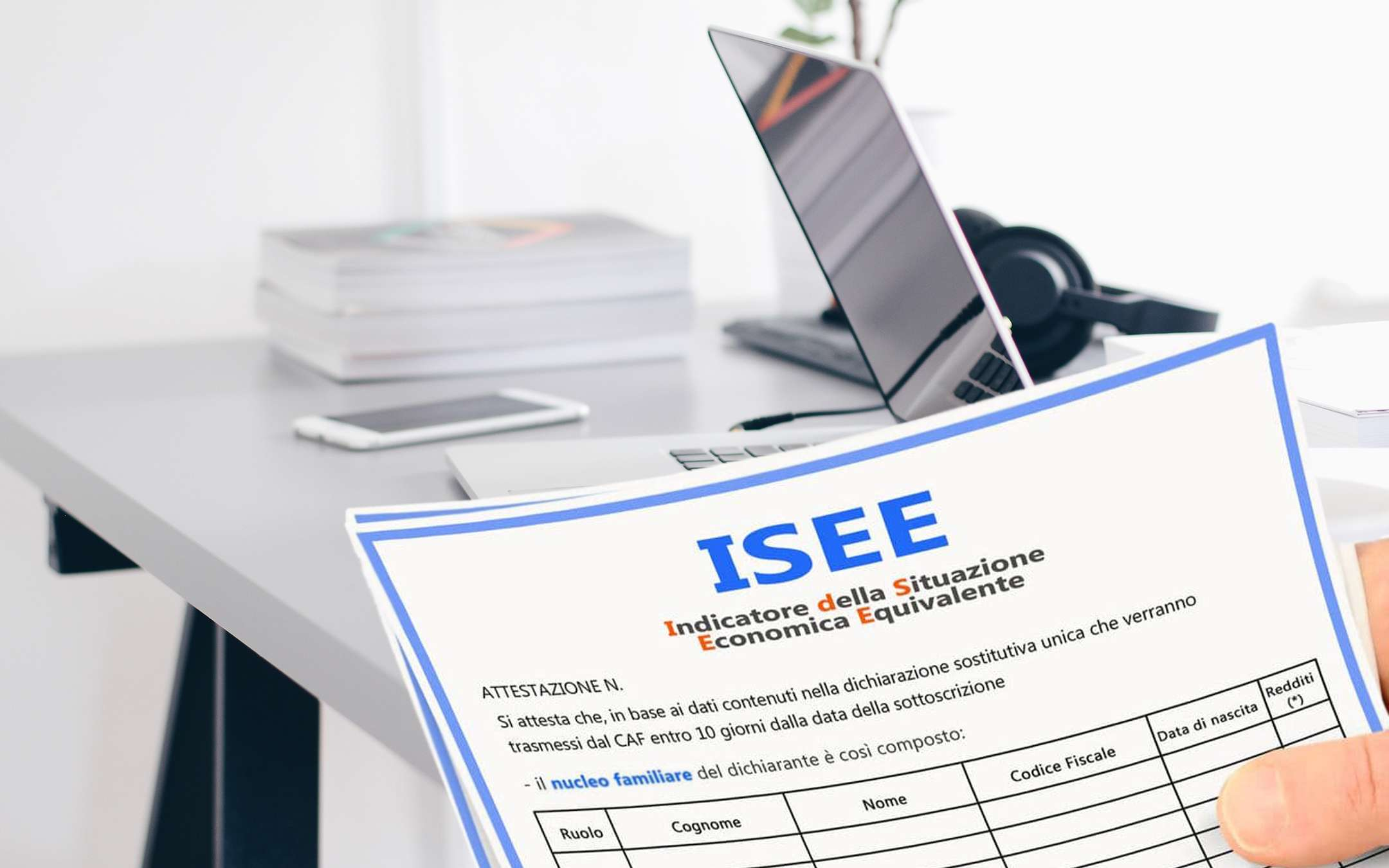 ISEE INPS online 2020: how to do it, documents and calculation guide