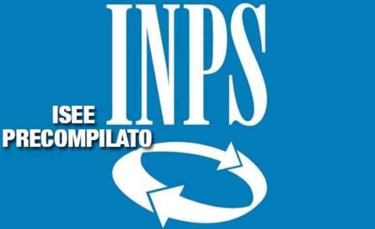 logo ISEE Precompliato