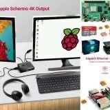 Kit Mini PC Raspberry Pi 4 a meno di 100 euro