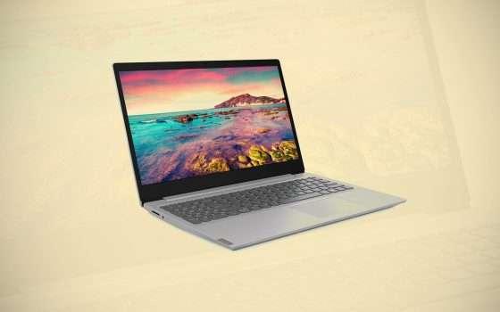 Il laptop di Lenovo in sconto a 420 euro su eBay