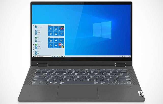 Il laptop Lenovo IdeaPad Flex 5
