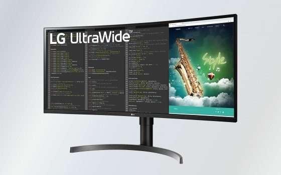 LG UltraWide da 35