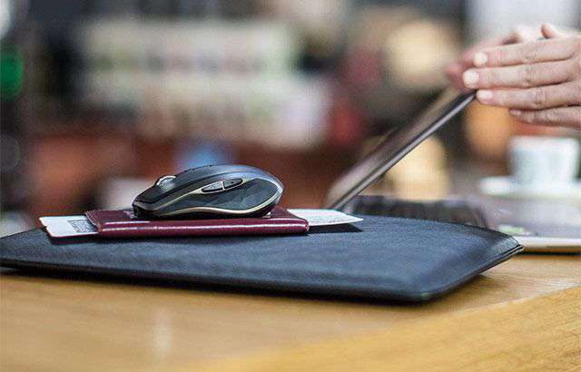 Il mouse Logitech MX Anywhere 2
