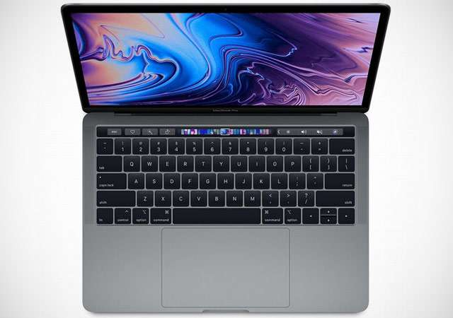 Il laptop Apple MacBook Pro da 13 pollici