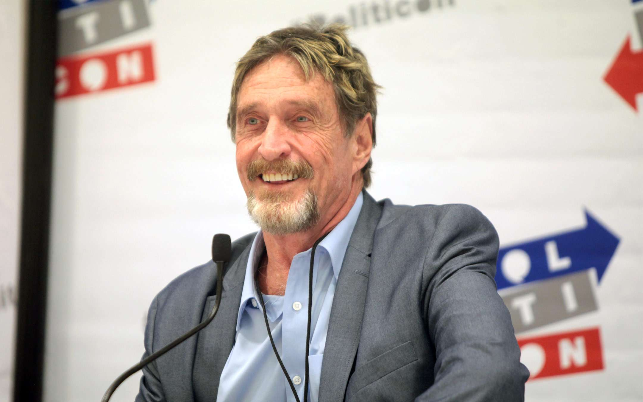 New trouble with the law for John McAfee: scalping