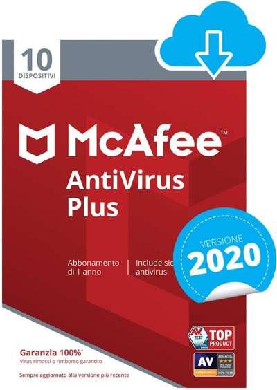 McAfee Antivirus Plus 2020