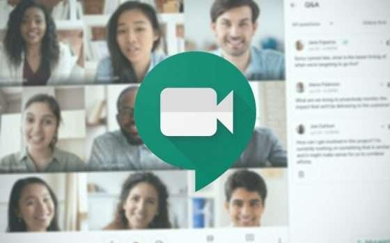 Google Meet: i gruppi di lavoro per tutti