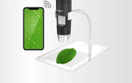 Microscopio digitale: a rimpicciolirsi è il prezzo