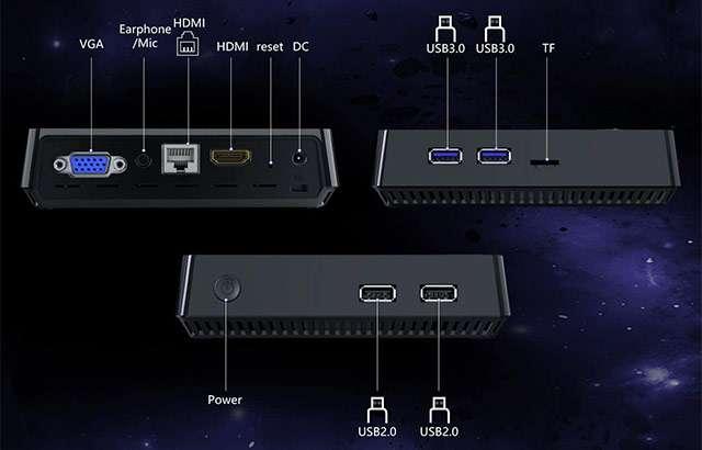 Il Mini PC di ACEPC