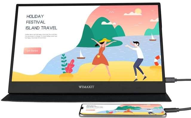 Monitor portatile Wimaxit