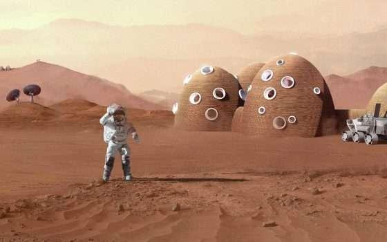 La stampa 3D di ICON per le colonie su Luna e Marte
