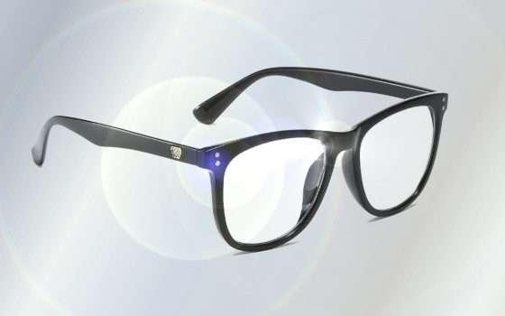 Occhiali anti luce blu: -30% per il Prime Day