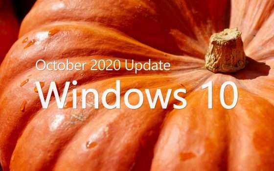 Windows 10 20H2: come liberare spazio dopo l'update