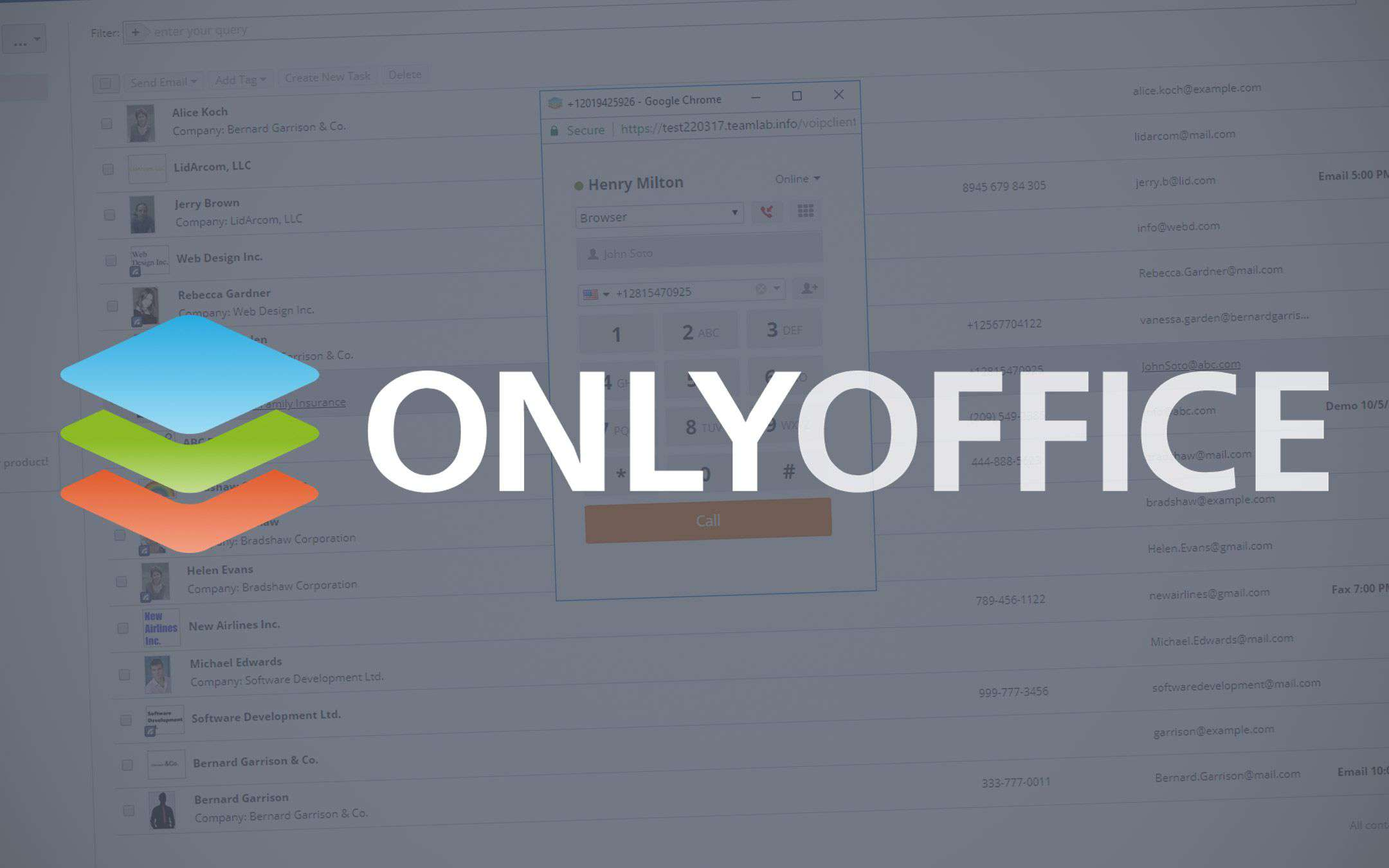ONLYOFFICE Workspace for smart working arrives