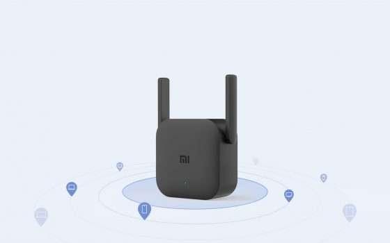 Xiaomi Mi Wi-Fi Range Extender Pro: solo 13€ su Amazon