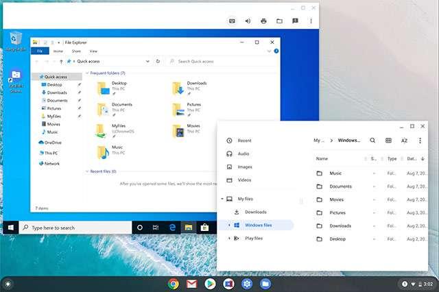 Parallels Desktop per Chromebook Enterprise