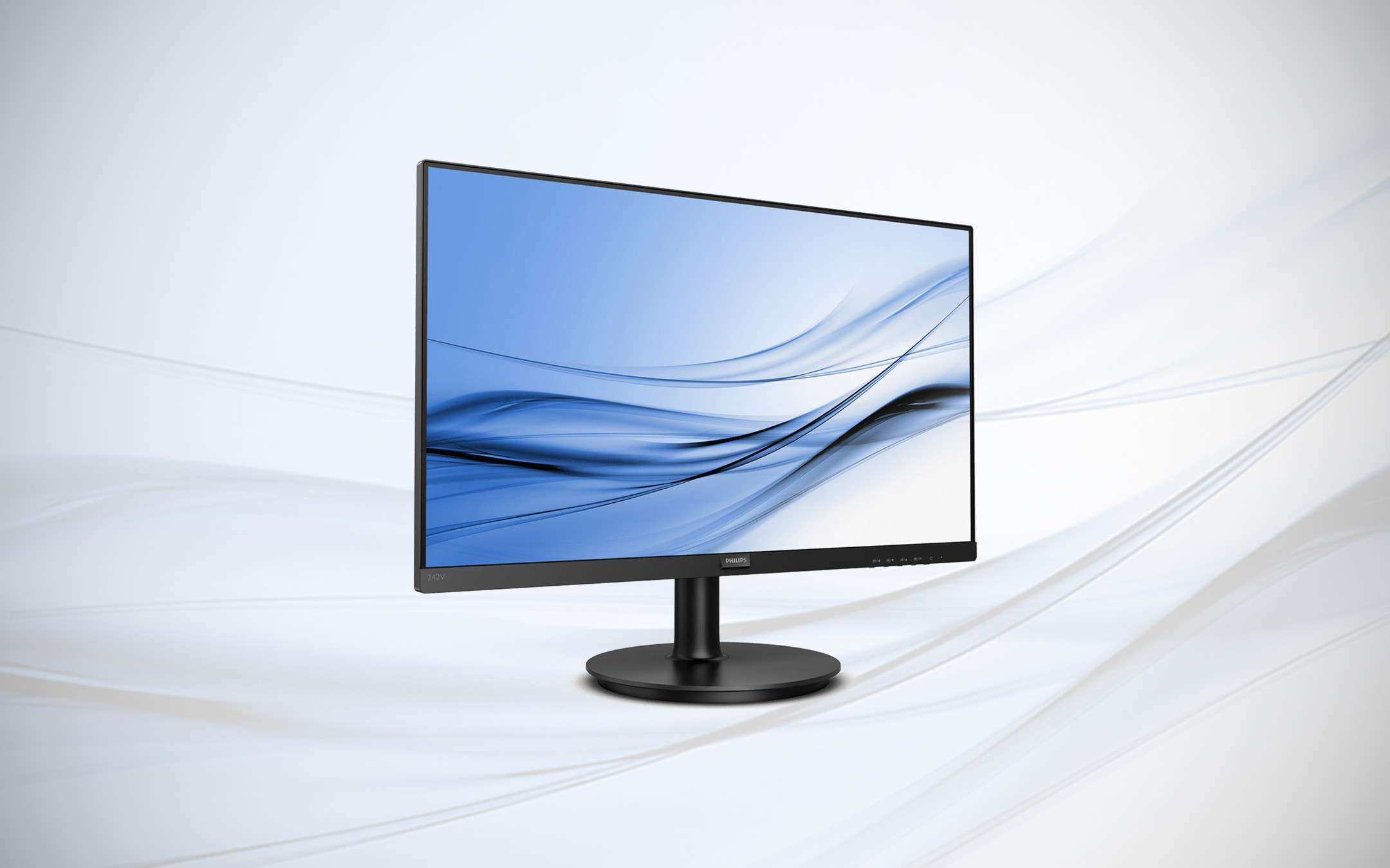 Only € 89.99 for the Philips 23.8 inch monitor