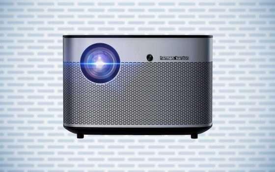 Il proiettore XGIMI con audio HK a -20% su Amazon