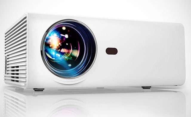 Il proiettore 1080p di Yaber in offerta per il Prime Day