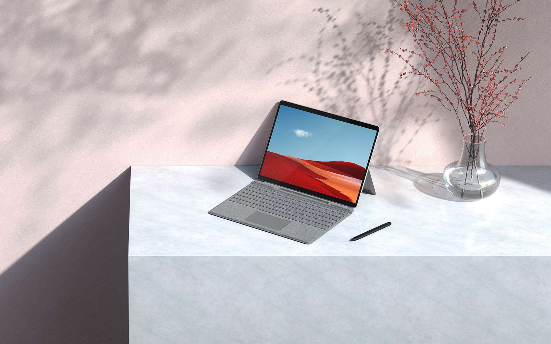The new Surface Pro X arrives today in Italy