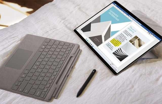 Il nuovo Surface Pro X di Microsoft