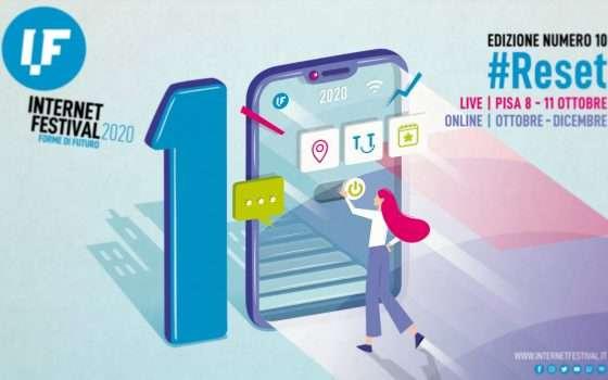 Internet Festival 2020: re-set