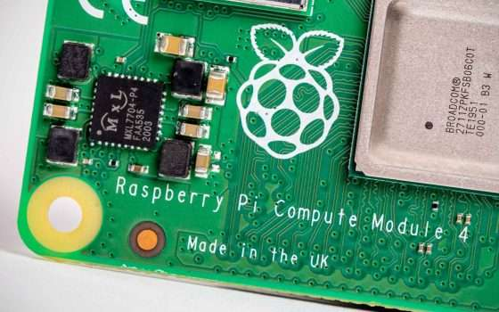 Ecco Raspberry Pi Compute Module 4: da 25 euro