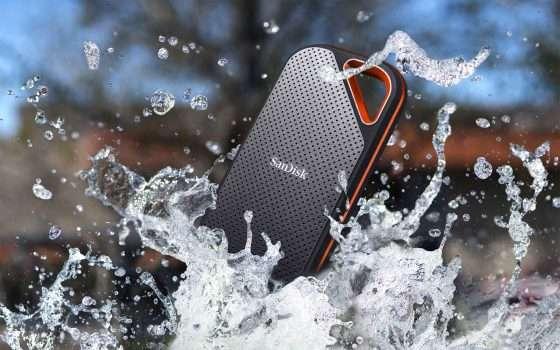 SanDisk Extreme SSD da 1TB: risparmio di quasi 50€ su Amazon!