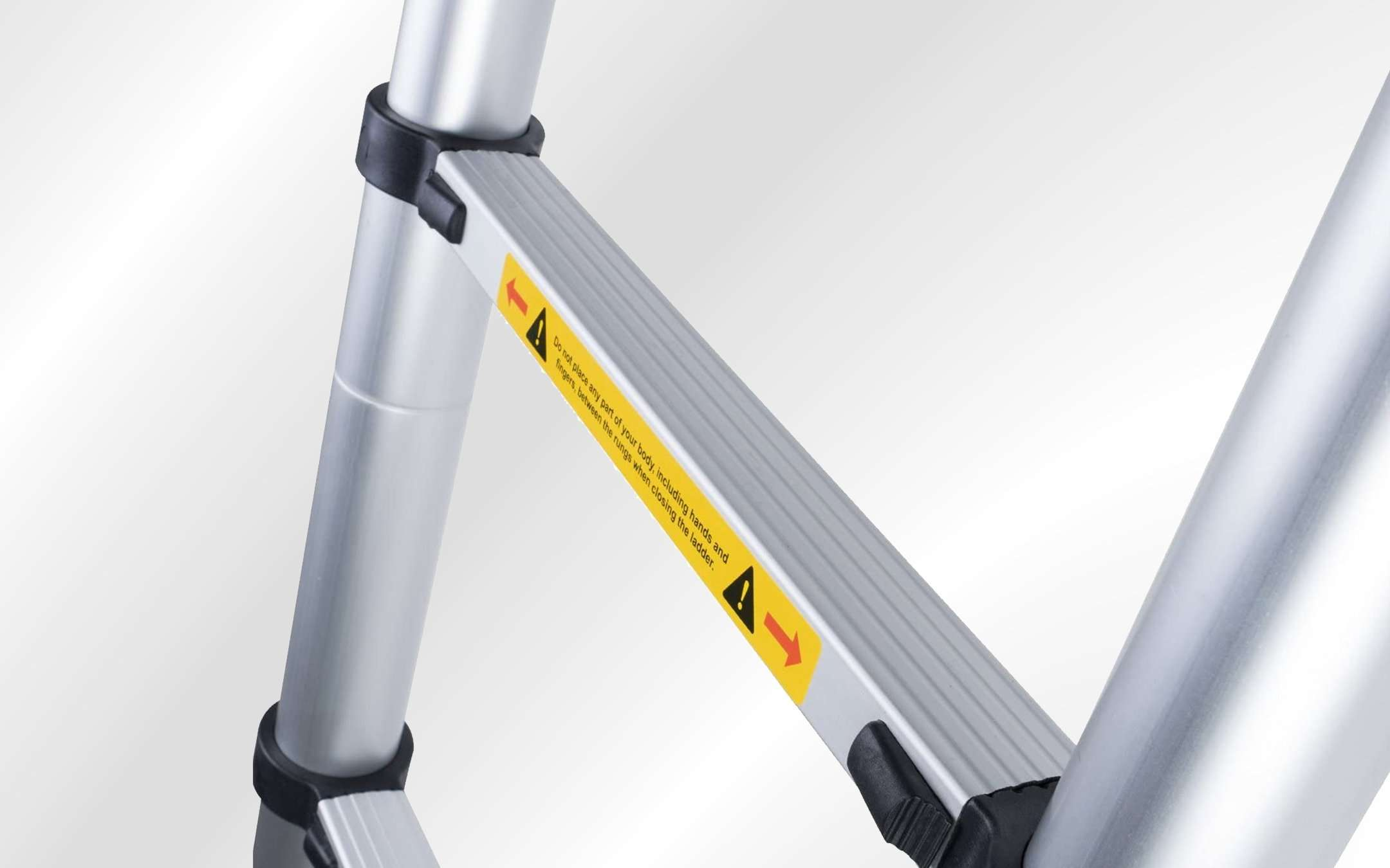 Telescopic ladder: when innovation is in the concept