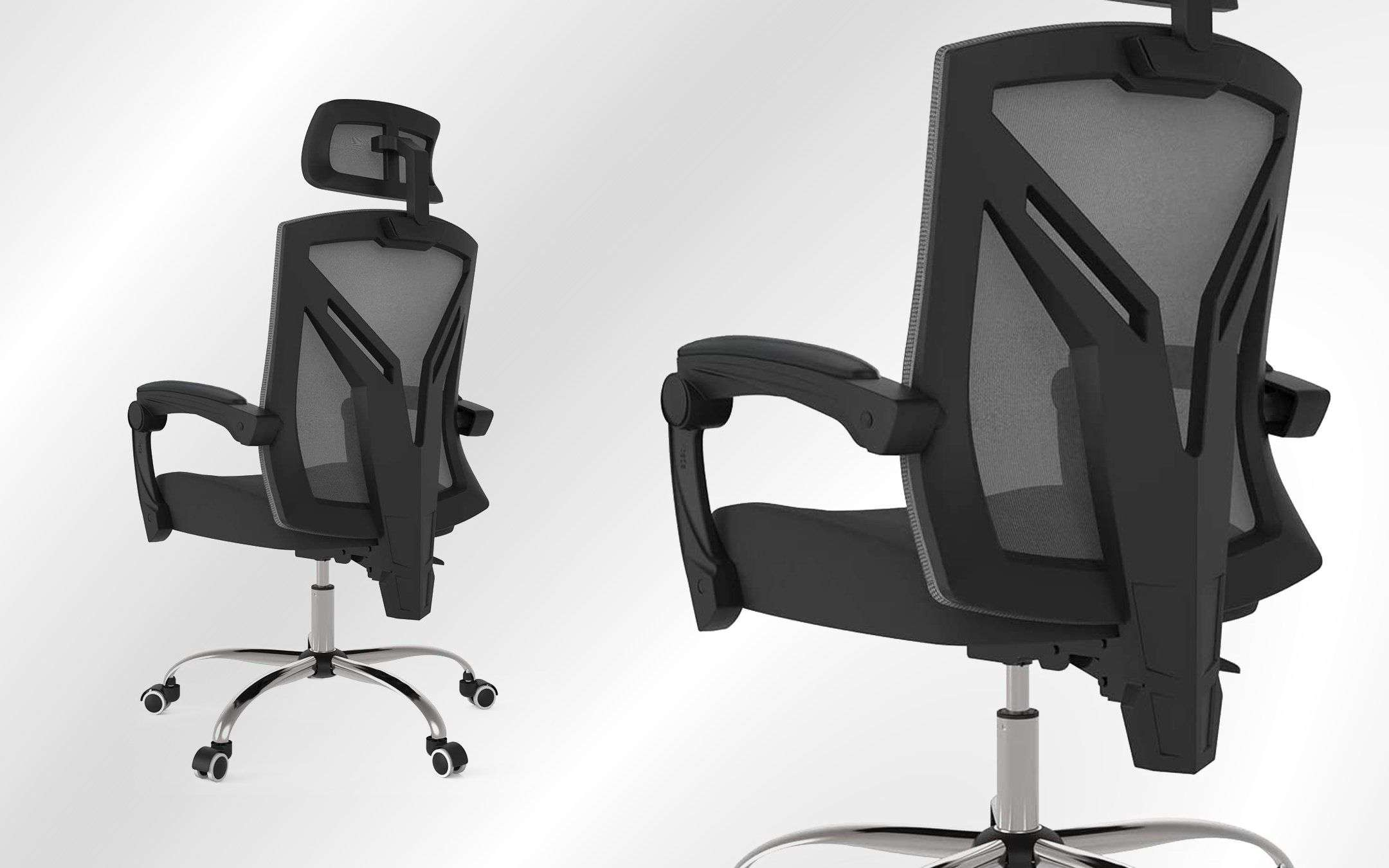 Ergonomic chair, here's the discount: let's get comfortable