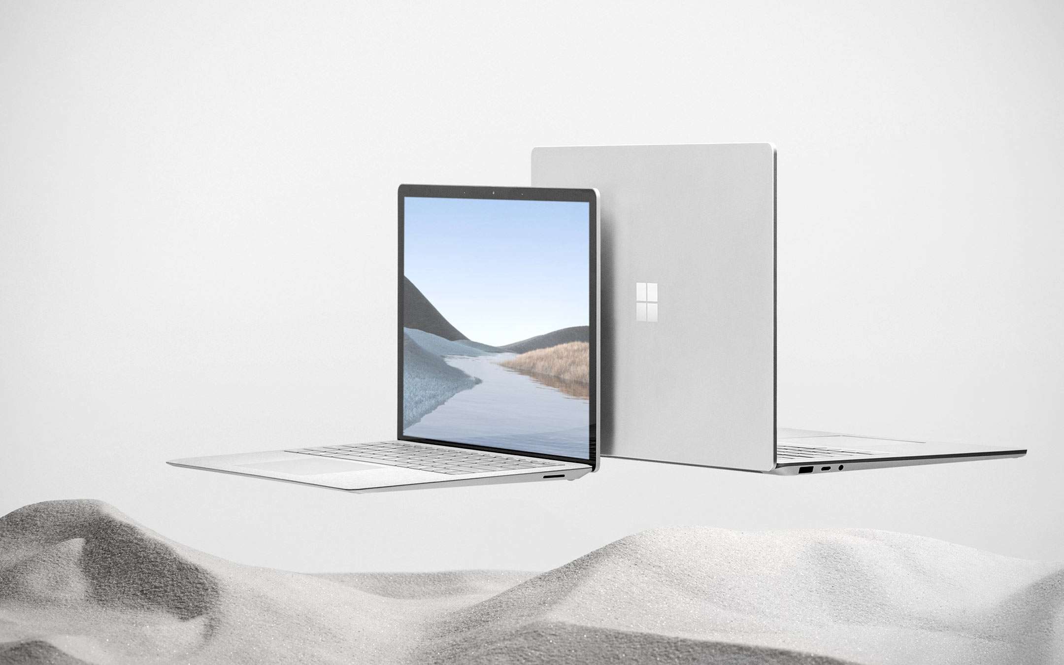 Surface Laptop Go: the specifications in preview