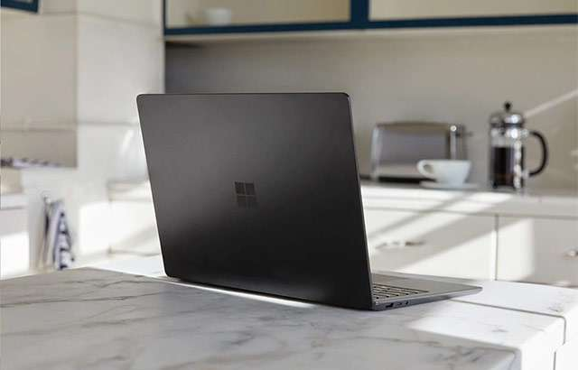 Il Surface Laptop 3 di Microsoft