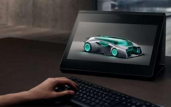 Spatial Reality Display, lo schermo 3D di Sony