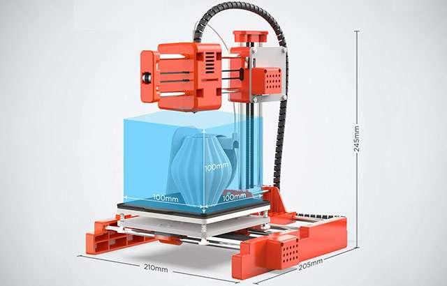 La stampante 3D di Labists in offerta su Amazon per il Prime Day