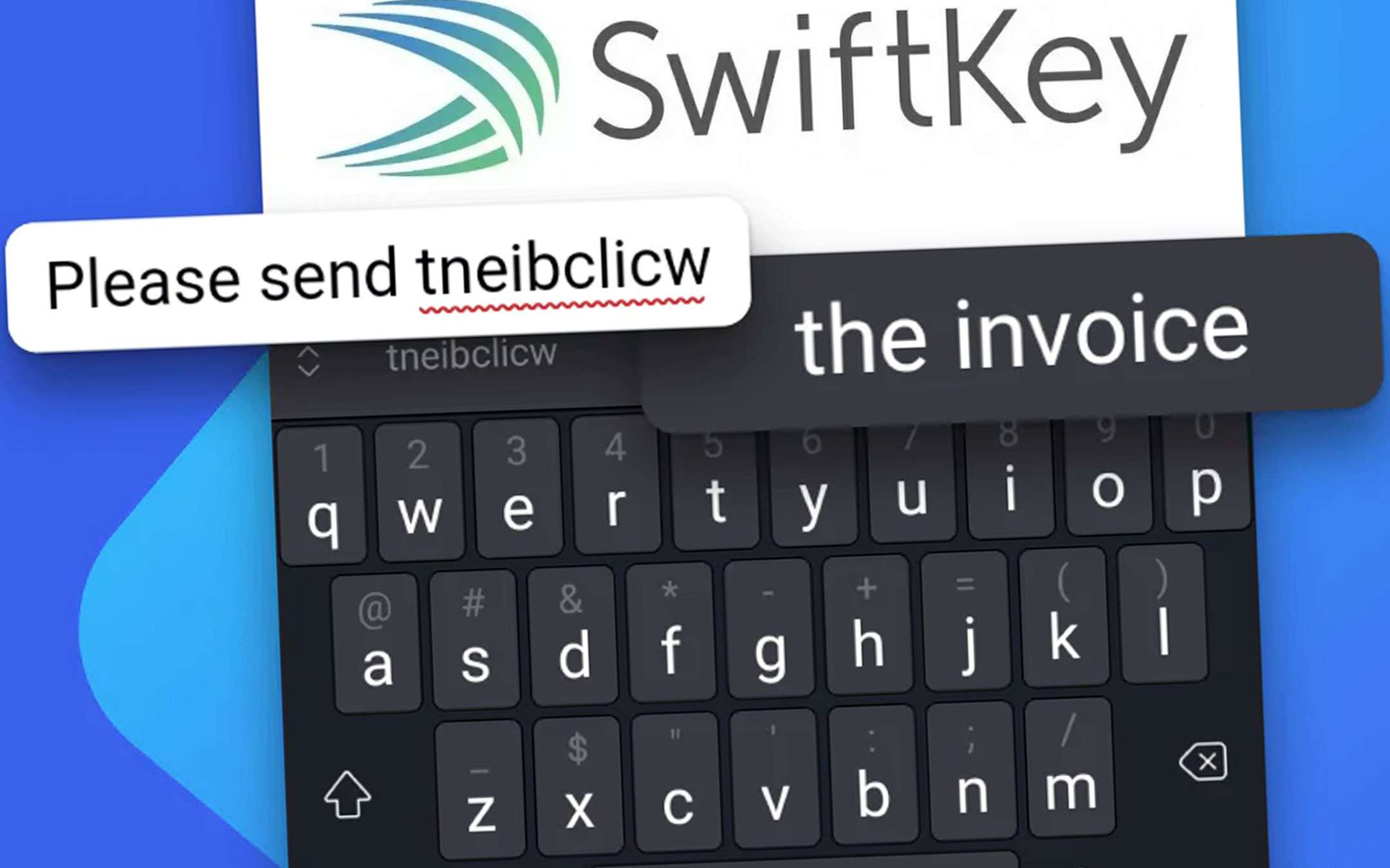 SwiftKey and W10 together thanks to Your Phone?
