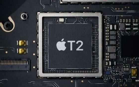 Apple T2: vulnerabilità scoperta per il chip