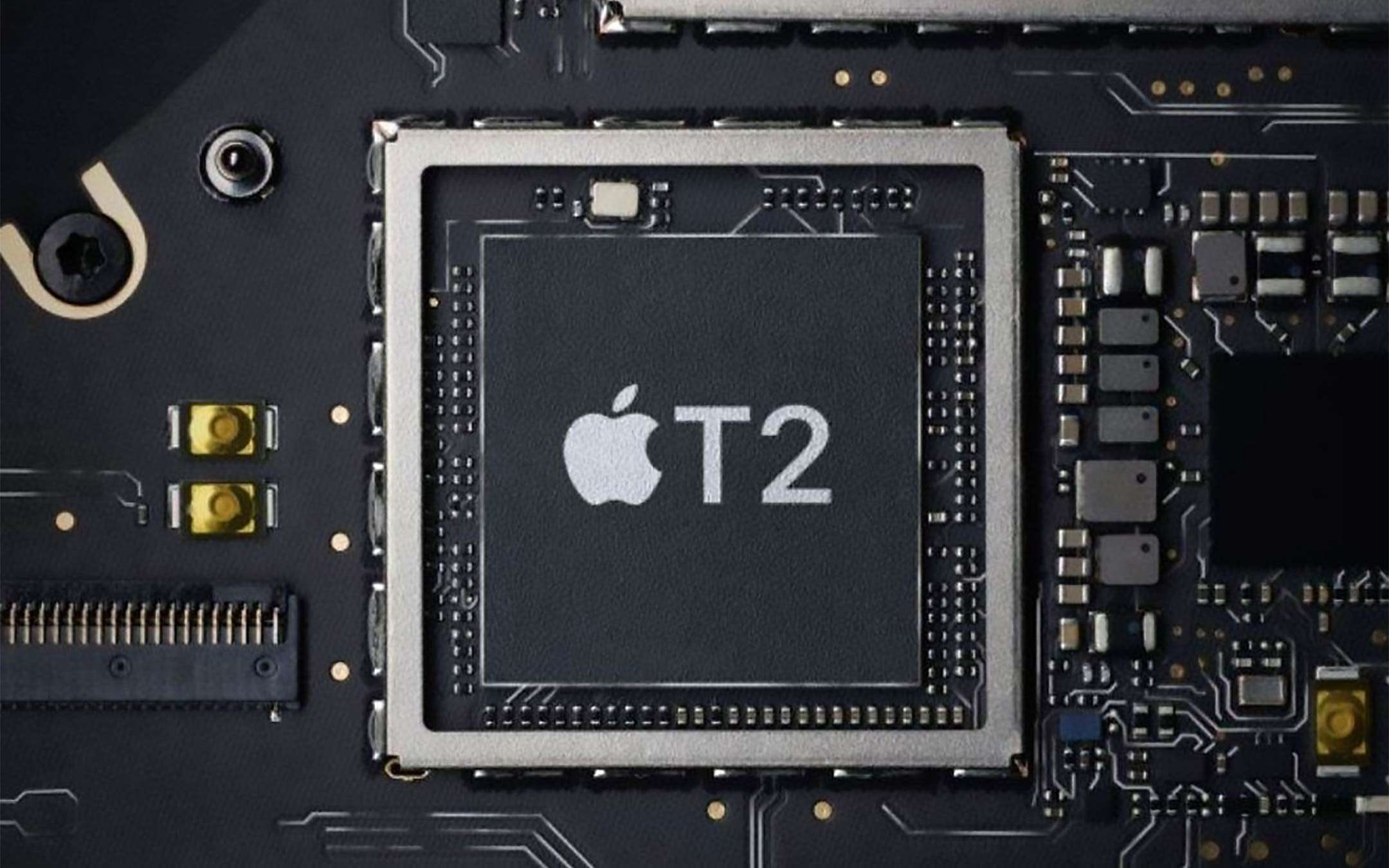 Apple T2: vulnerability discovered for the chip