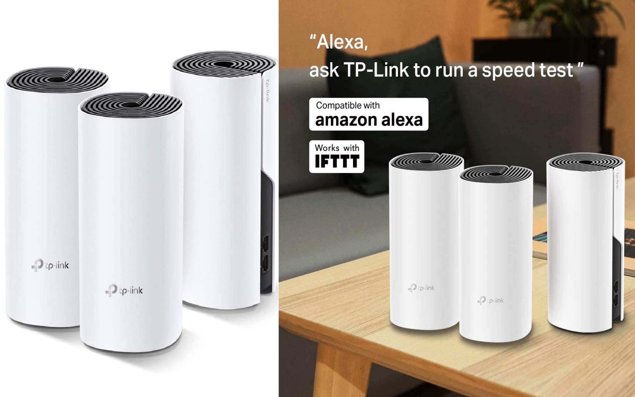 TP-Link Deco M4: on offer one of the best kits for mesh nets