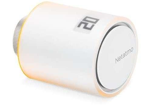 Valvola termostatica Netatmo