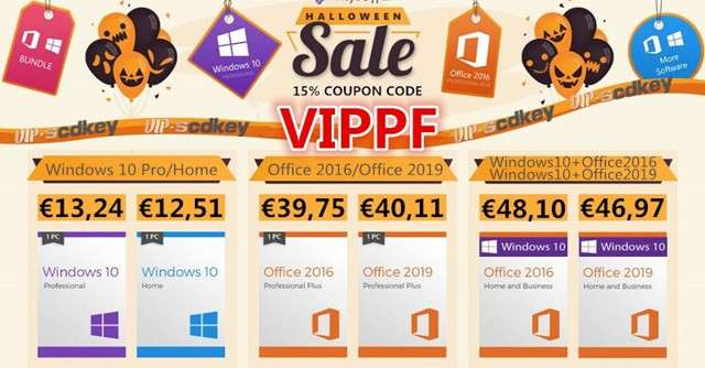 Coupon VIPPF