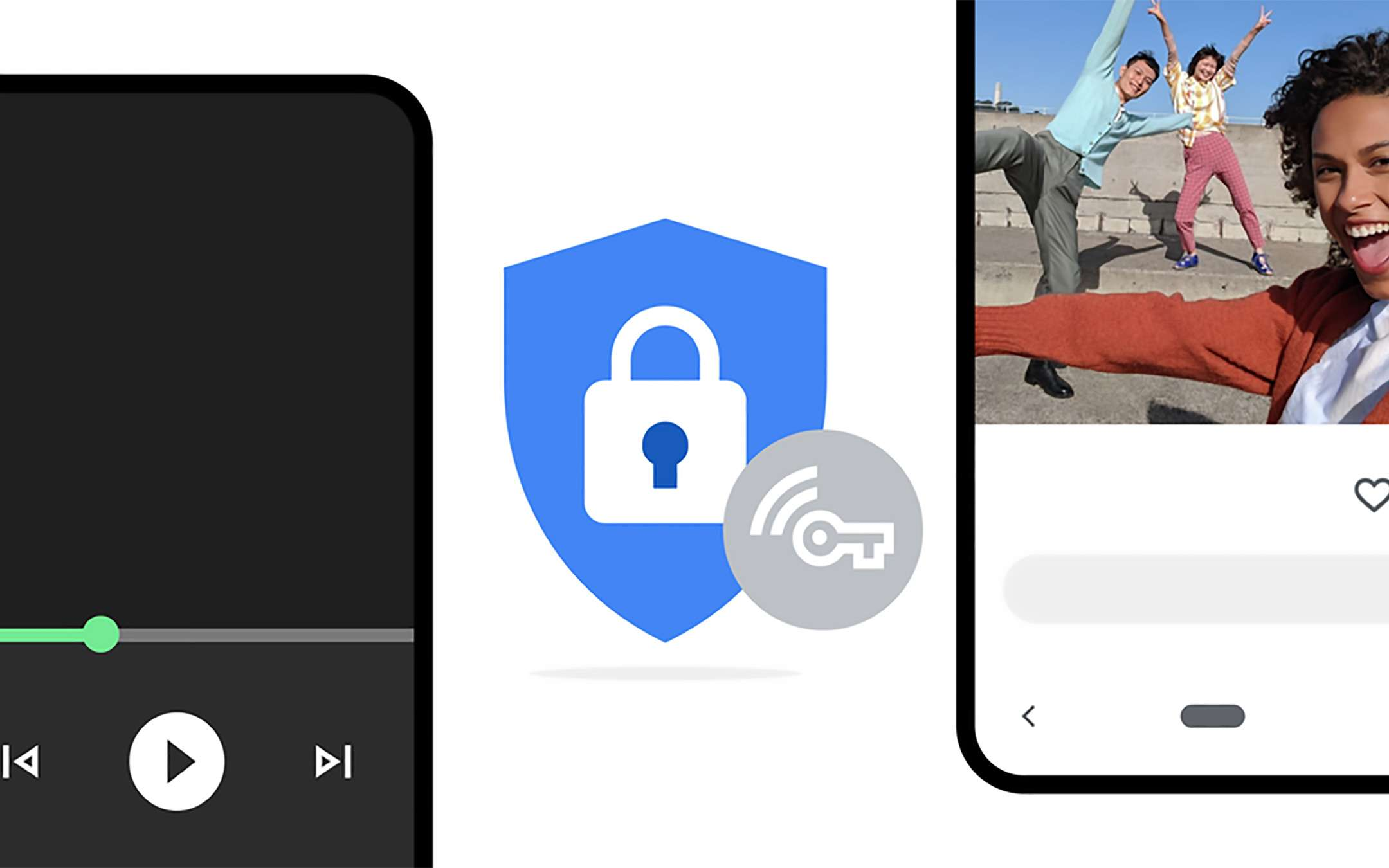Free VPN with the 2 TB Google One subscription