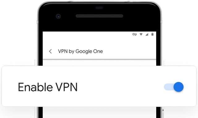 La VPN per Android di Google One