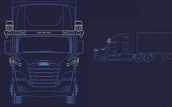 Waymo e Daimler: il futuro dei camion a guida autonoma
