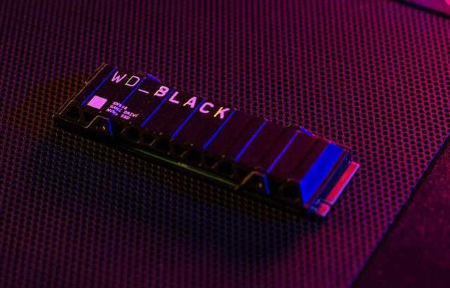 L'unità WD Black SN850