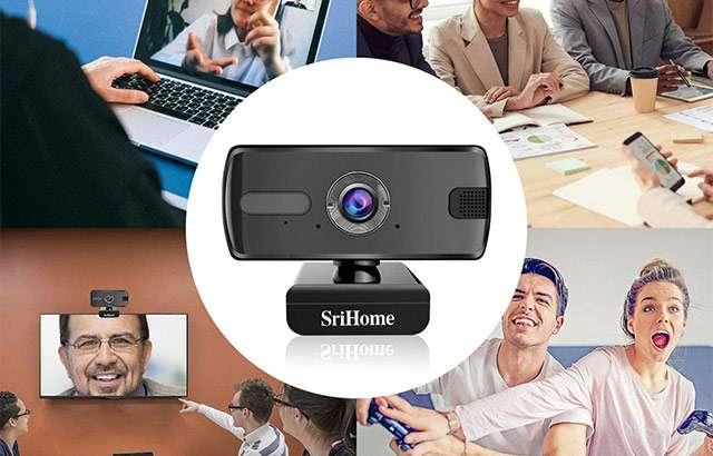 La webcam 1080p oggi in sconto su Amazon