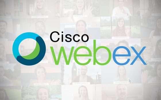 Webex cresce e punta alla didattica a distanza