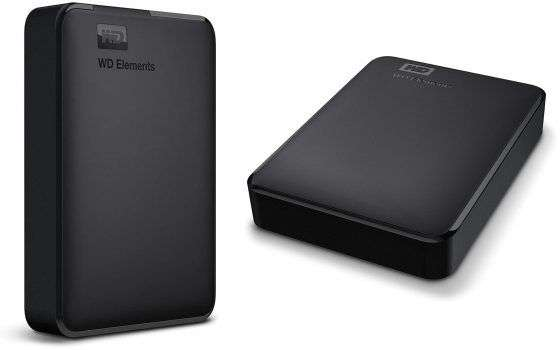Hard disk esterno da 4TB a 89€: super offerta