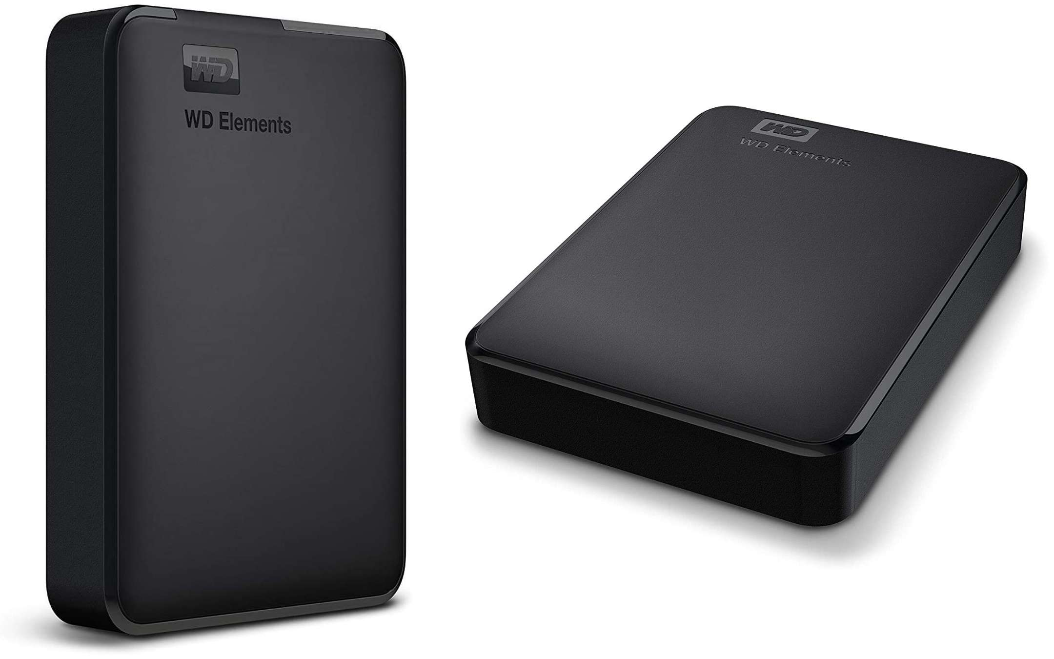 External hard drive from 4TB to 89 €: super offer