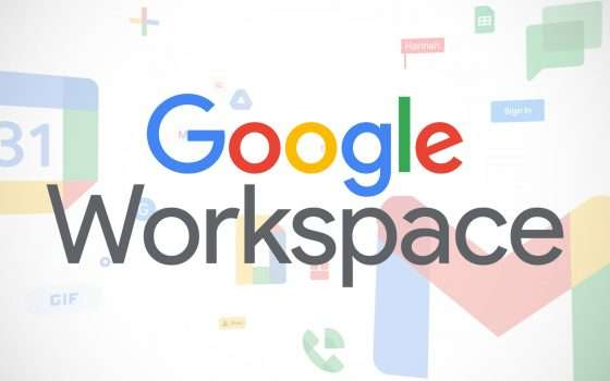 Google Workspace, limite storage posticipato al 2022