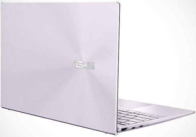 Il laptop ASUS ZenBook 14